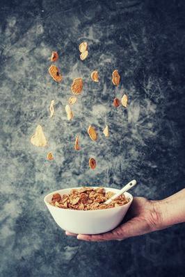 Frühstücksflocken-Test