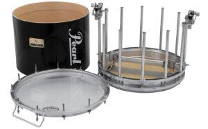 Pipe Drum zerlegt