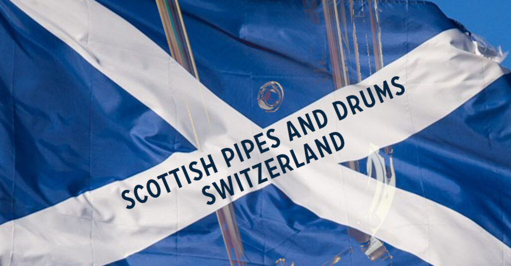 Scottish Pipes and Drums Switzerland